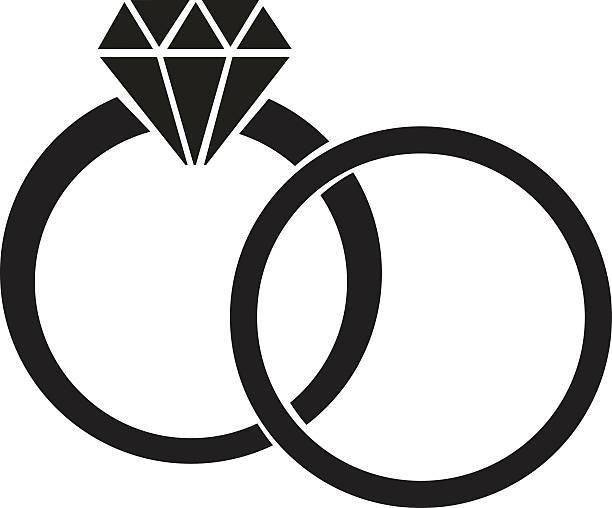 Wedding ring clipart » Clipart Portal.