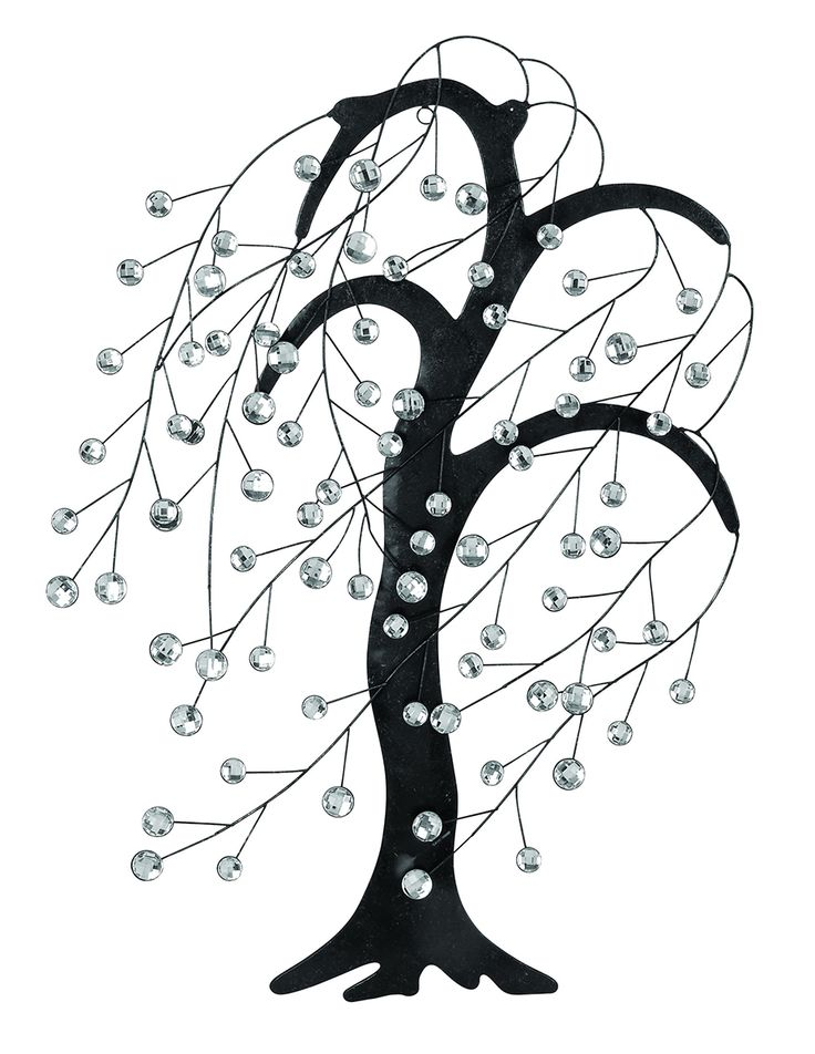 Collection of Willow tree clipart.