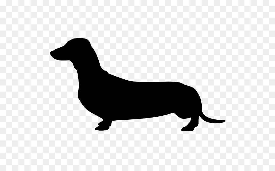 Dog Silhouettetransparent png image & clipart free download.