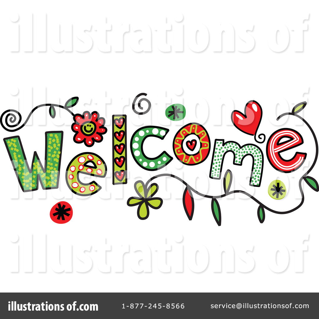 Welcome Clipart #1341351.