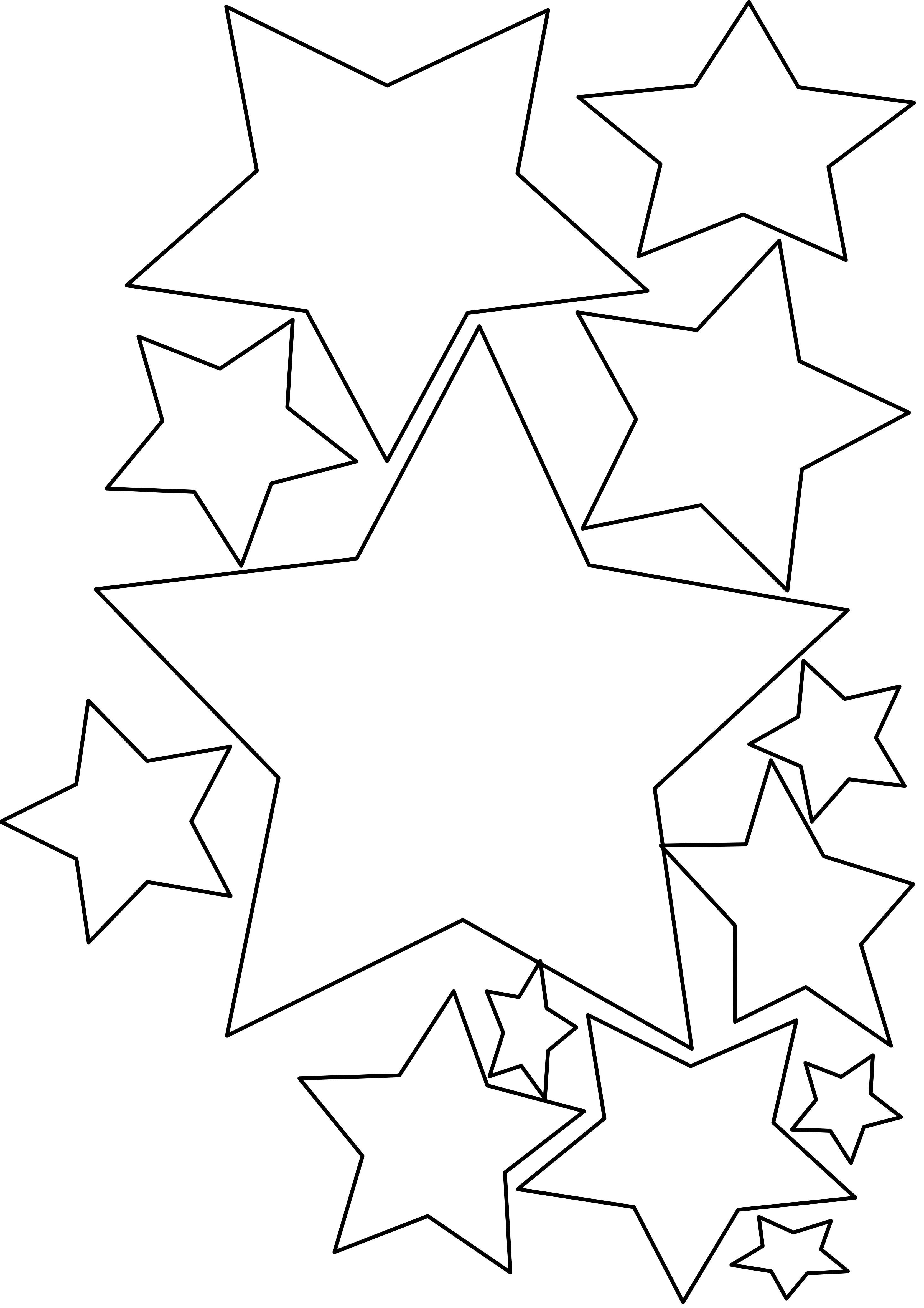 Free Pictures Of White Stars, Download Free Clip Art, Free Clip Art.
