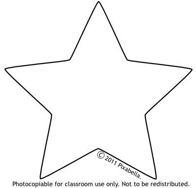 96+ White Star Clip Art.