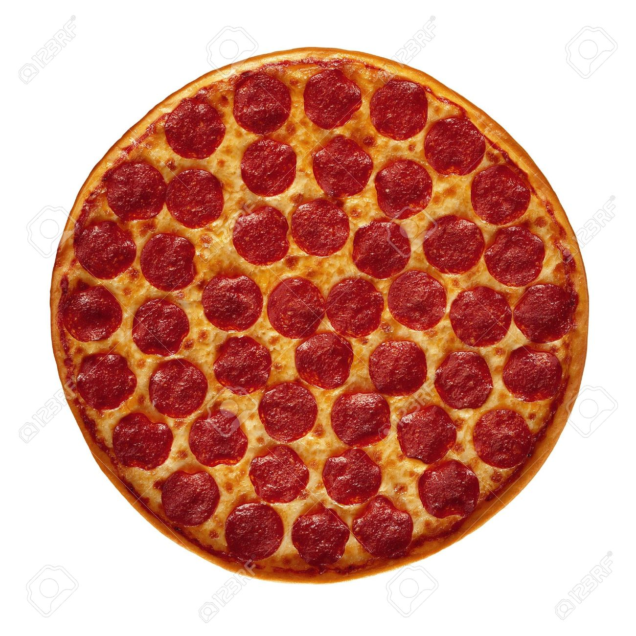 Whole pizza clipart 2 » Clipart Station.