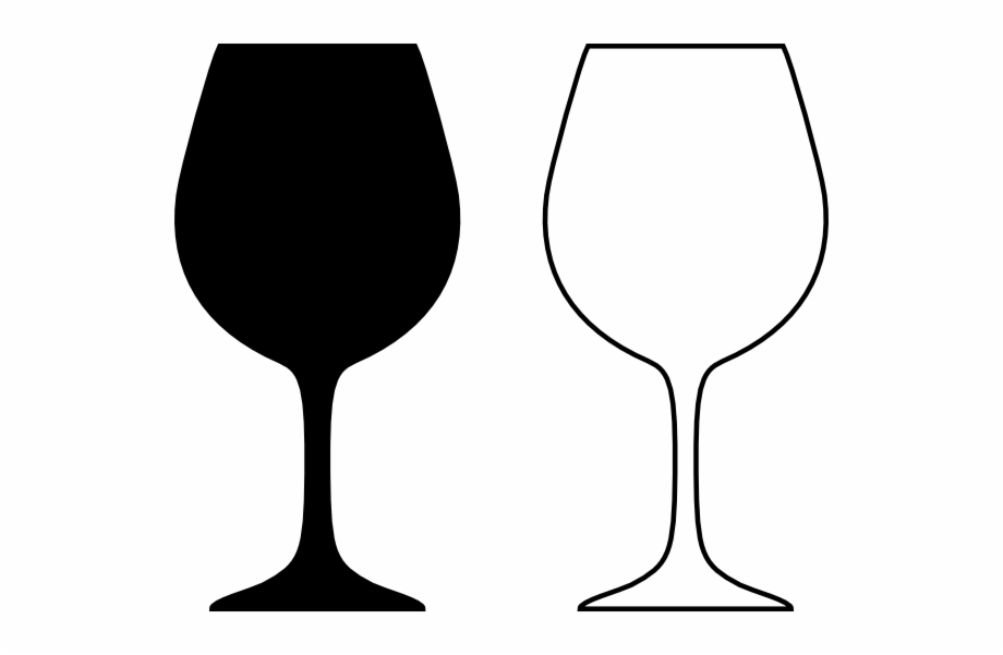 Wine Glass Vector Png.