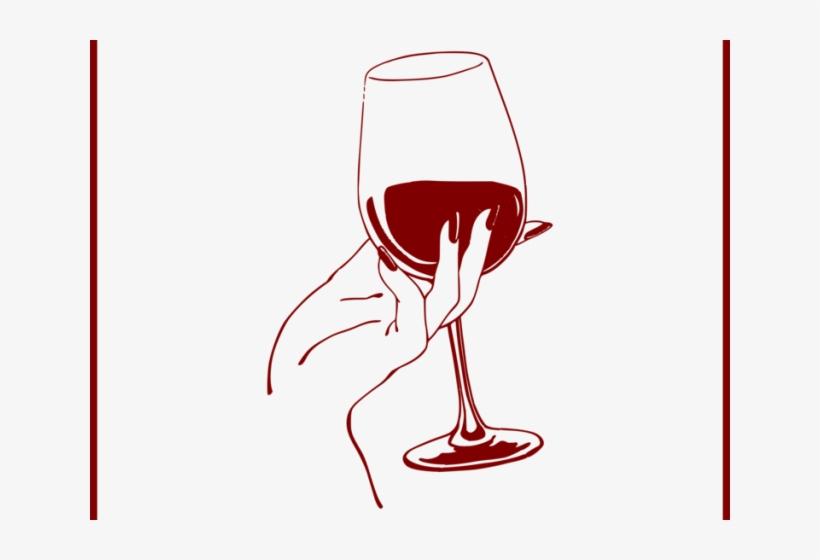 Glass Clipart Wine Glass.