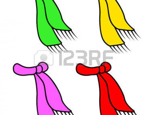 Winter Scarf Clip Art (89+ images in Collection) Page 2.