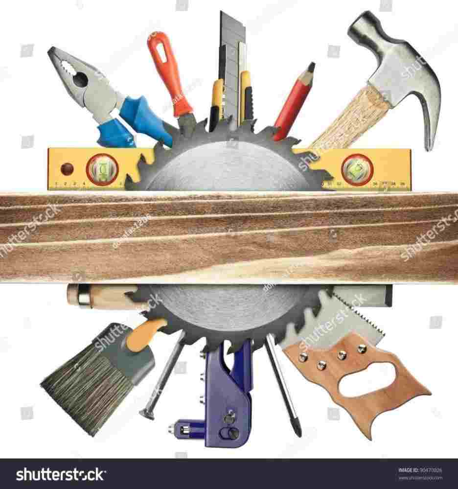 Woodworking tools clipart » Clipart Station.