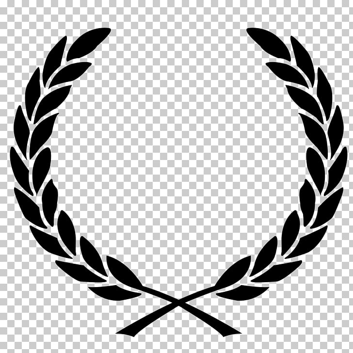 Laurel wreath , laurel PNG clipart.
