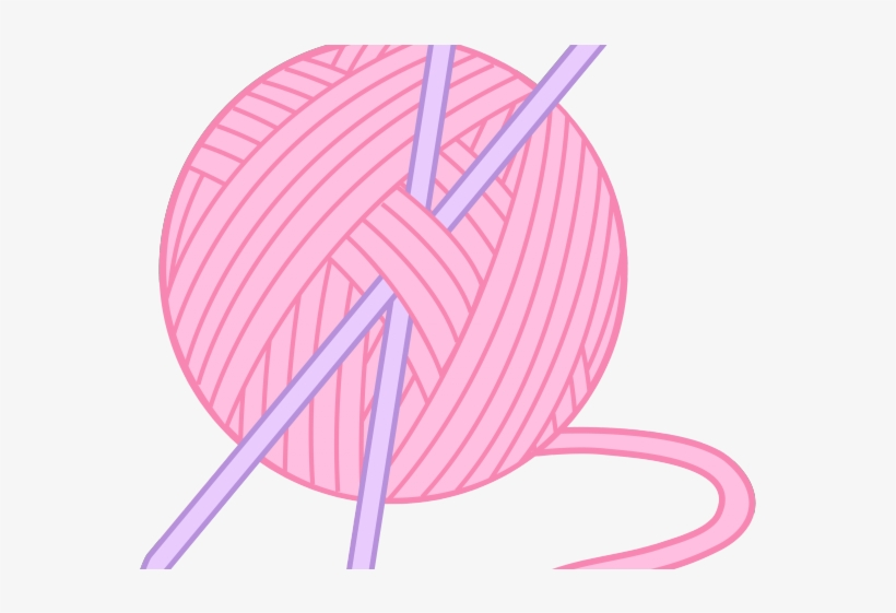 Download Free png Kittens Clipart Yarn Clip Art Knitting Needles.