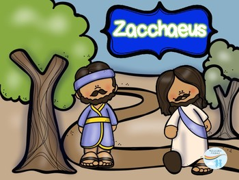 Zacchaeus Worksheets & Teaching Resources.