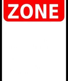 Leomarc Sign No Entry Clip Art.