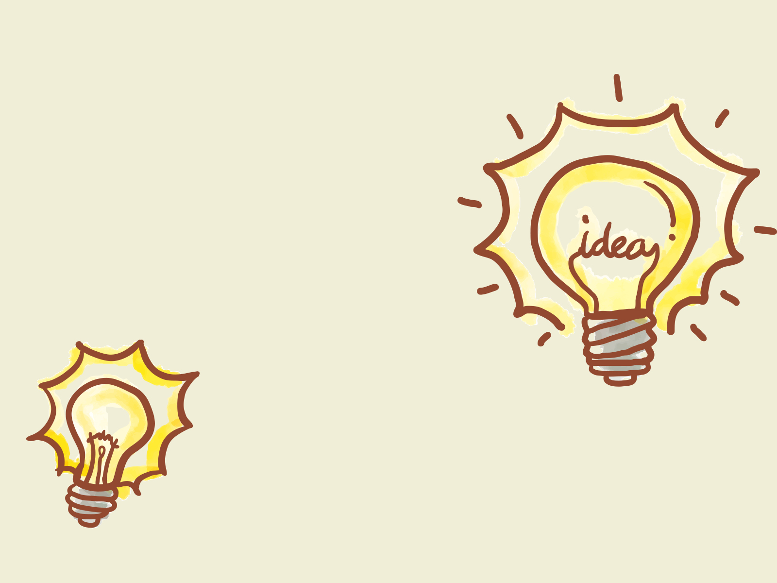 Light Bulb Clip Art Powerpoint Templates.