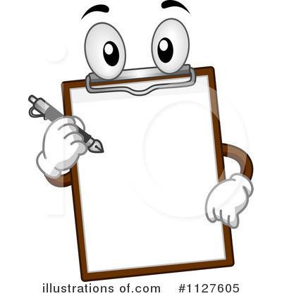 Clipboard Clipart #1127605.