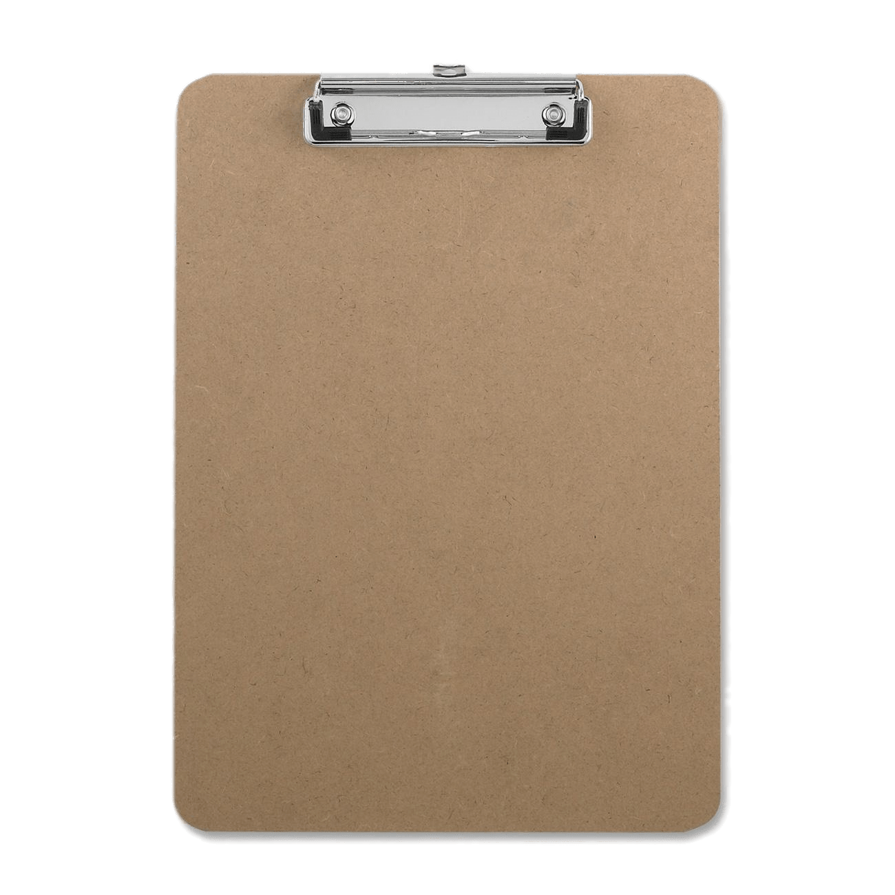 Brown Clipboard transparent PNG.