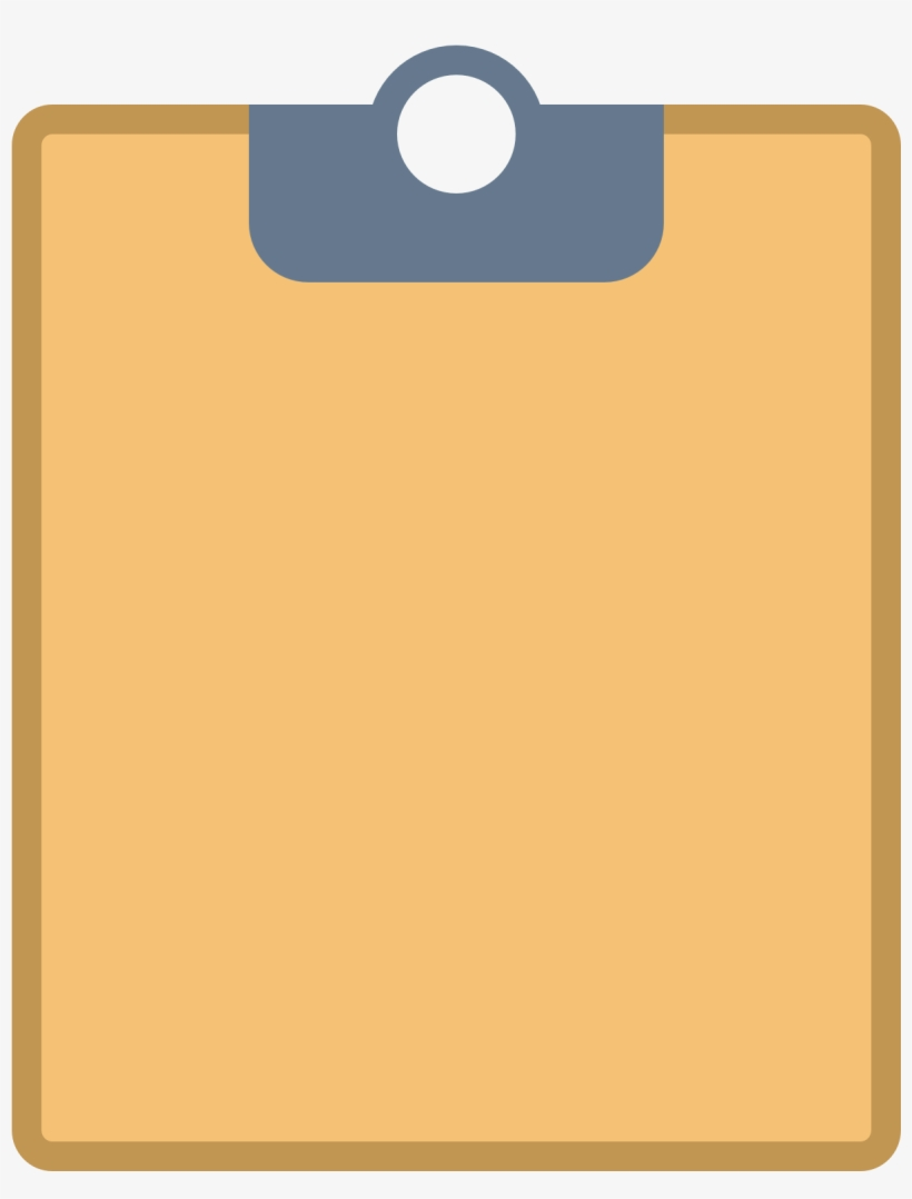 Free Clipboard Png.
