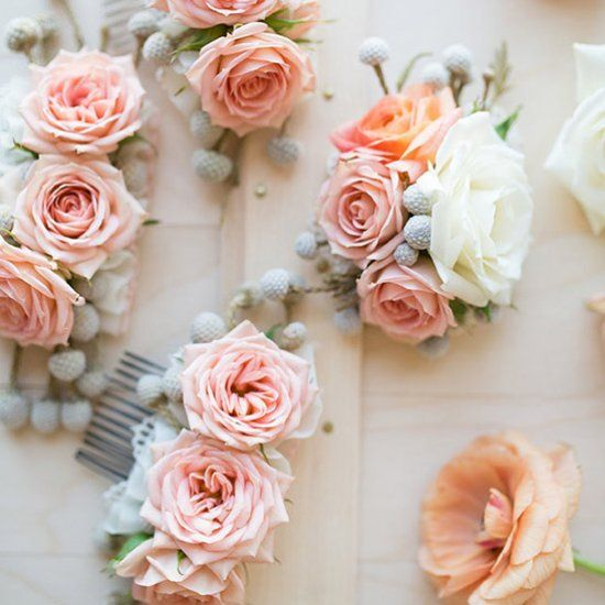 25+ best ideas about Flower Hair Clips on Pinterest.