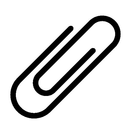 paper clip png image.
