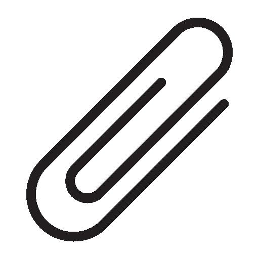a paper clip png image.