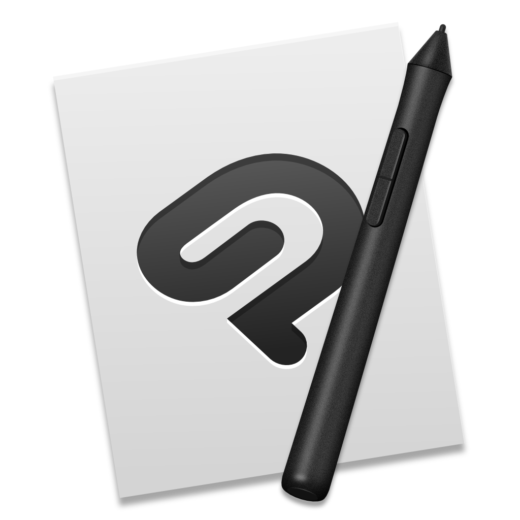 The default Clip Studio Paint icon on Mac doesn\'t really fit.