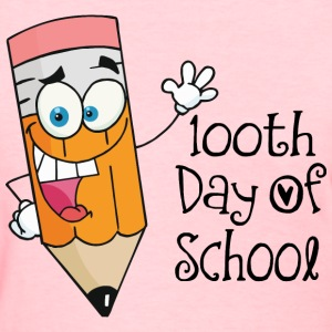 100 Days Of School T.
