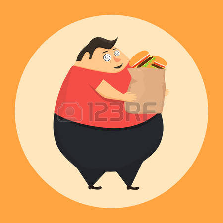 23,599 Fat People Stock Vector Illustration And Royalty Free Fat.