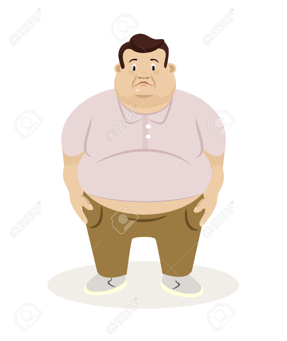 8,382 Fat Man Stock Vector Illustration And Royalty Free Fat Man.
