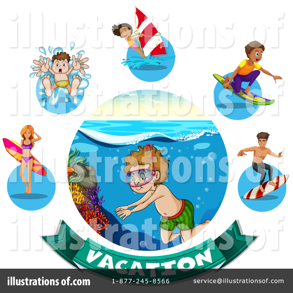 Swimming Clipart #1468933.
