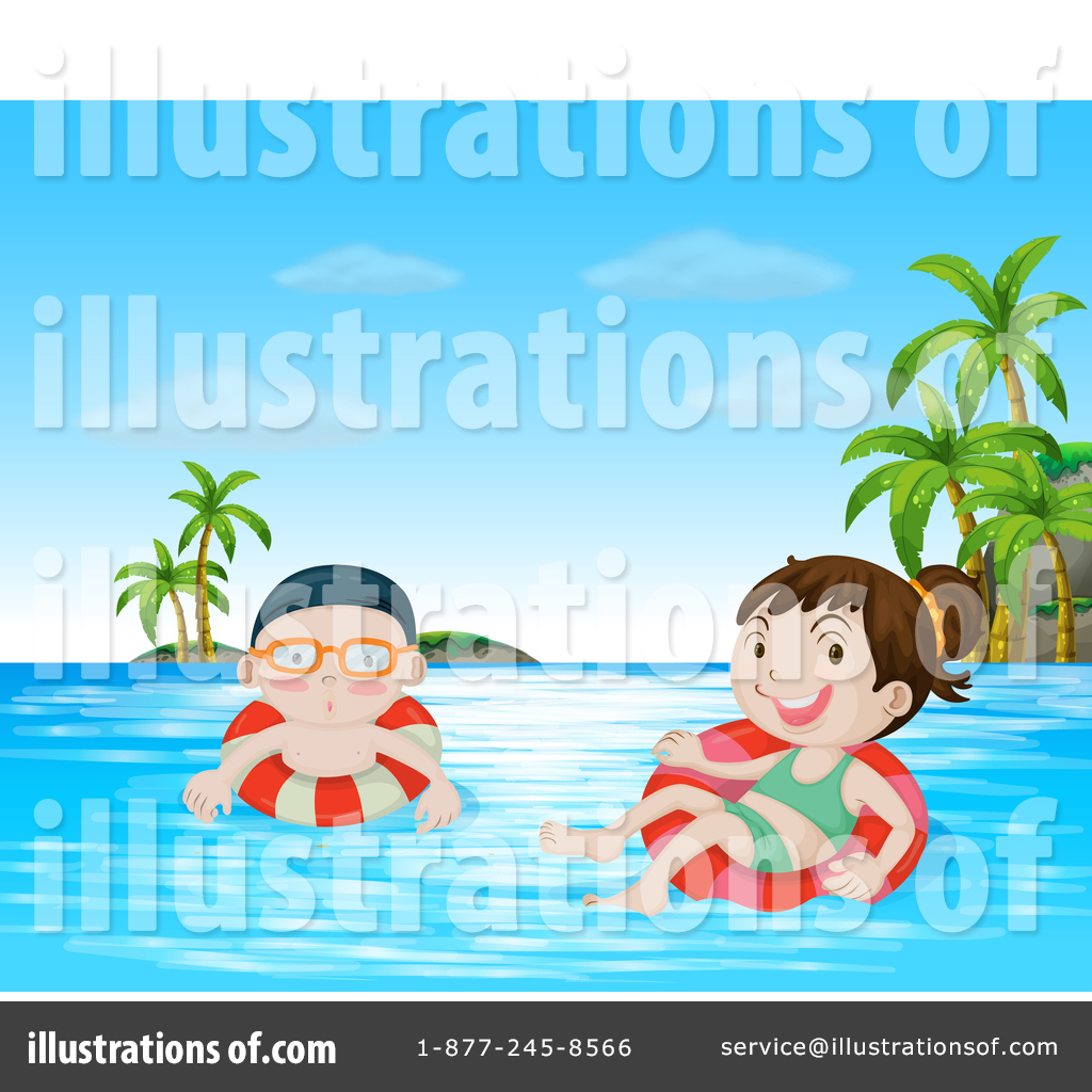 Swimming Clipart #1468929.