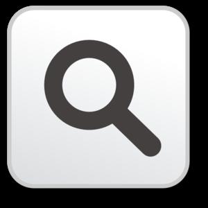 Search Icon Small 16x16 Clip Art at Clker.com.