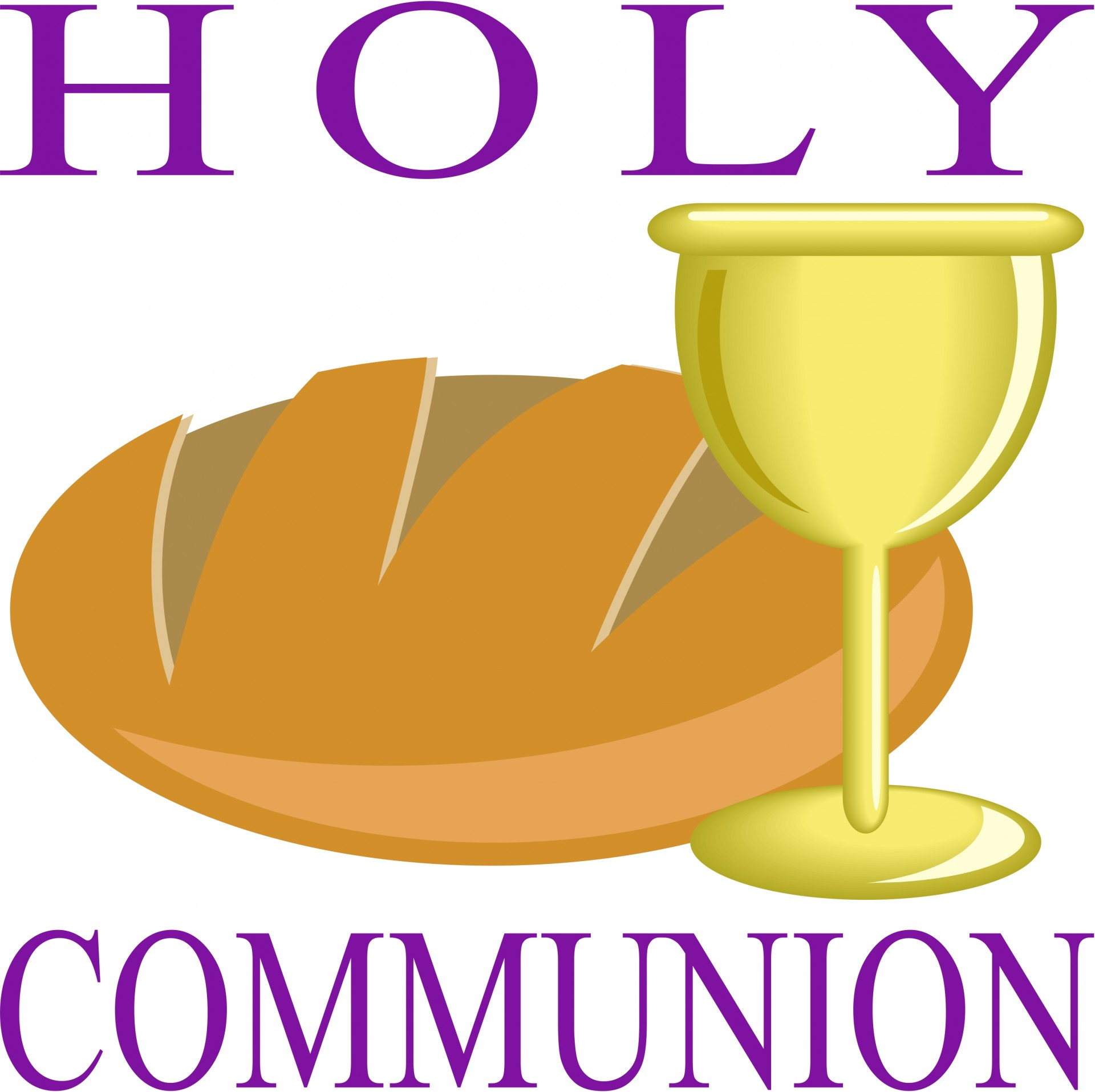 Free Clipart For Holy Communion.