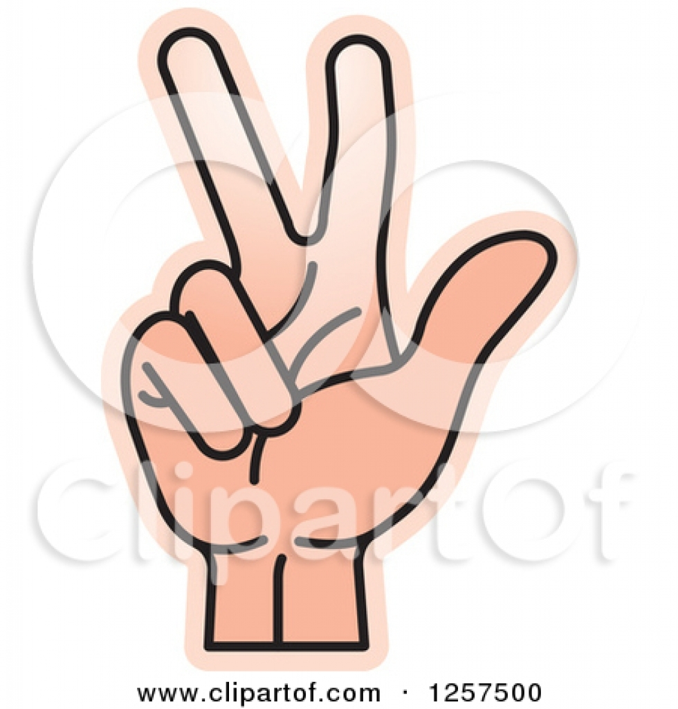 3 finger clipart 3 finger clipart clipart of a counting hand.