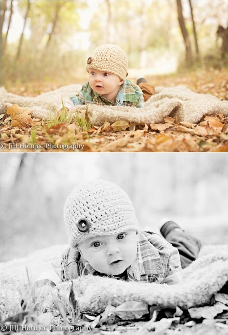 25+ best ideas about Fall Baby Pictures on Pinterest.