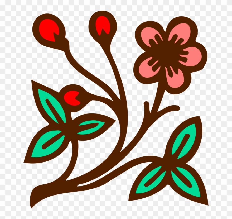 Floral Design Stencil Designs Art Embroidery Drawing.