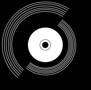 380 vinyl record clipart images.