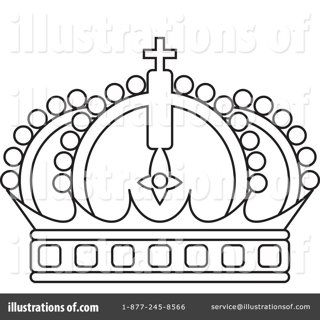 Crown Clipart #46747.