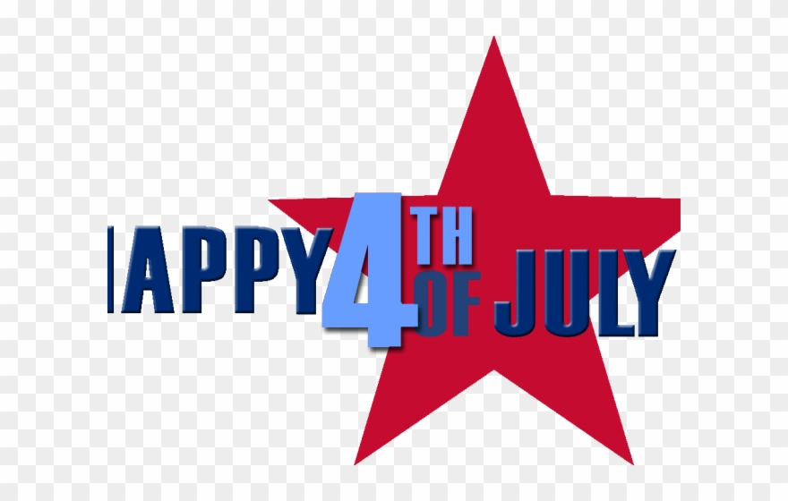 Country Clipart 4th July.