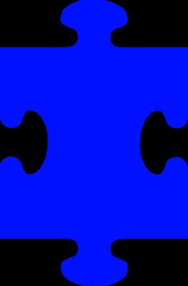 Clipart 5 Puzzle Pieces.