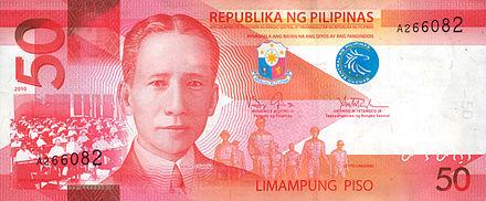 Template:Philippine peso history.