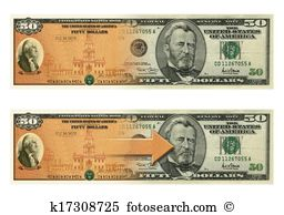 50 dollar bill Clip Art and Stock Illustrations. 121 50 dollar.