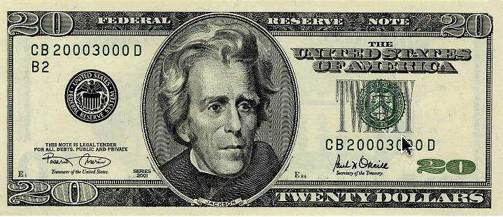 Dollar Bill Clip Art.