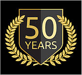 50 Years Clip Art.