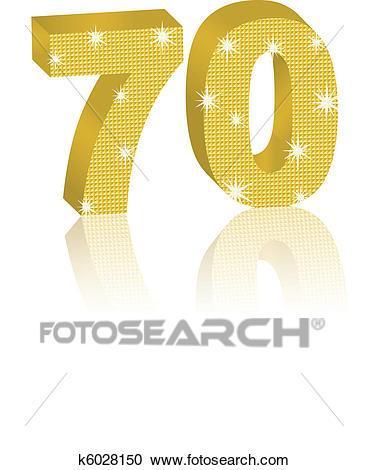 Number 70 clipart 8 » Clipart Portal.