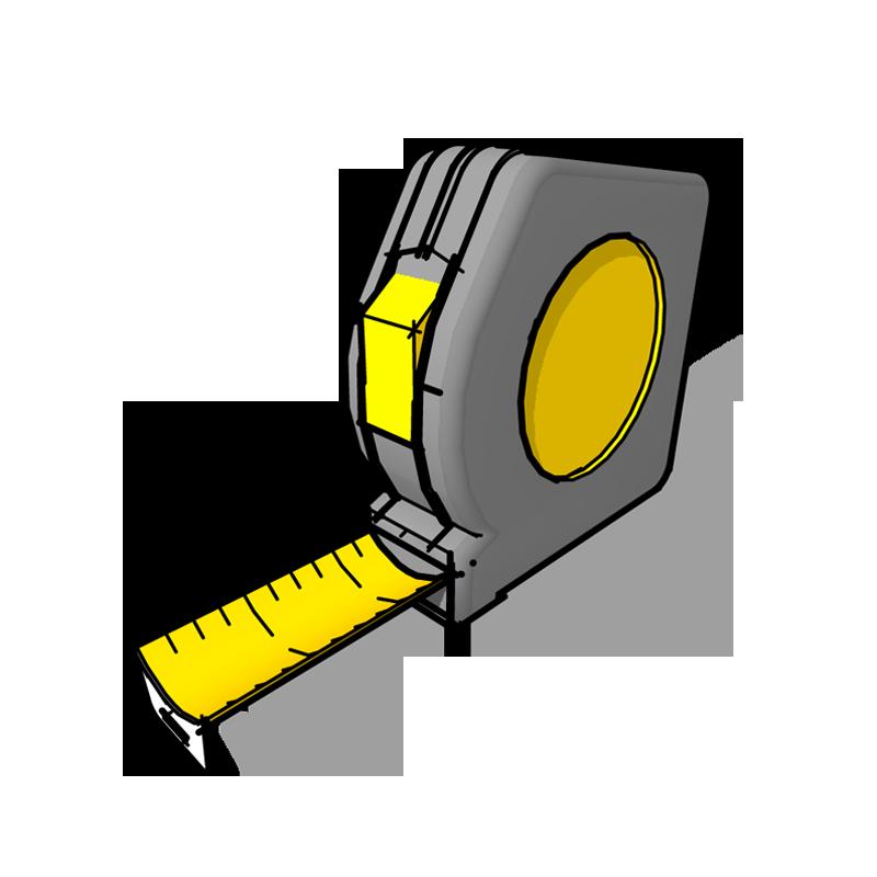 Tape Measures Measurement Tool Clip art.