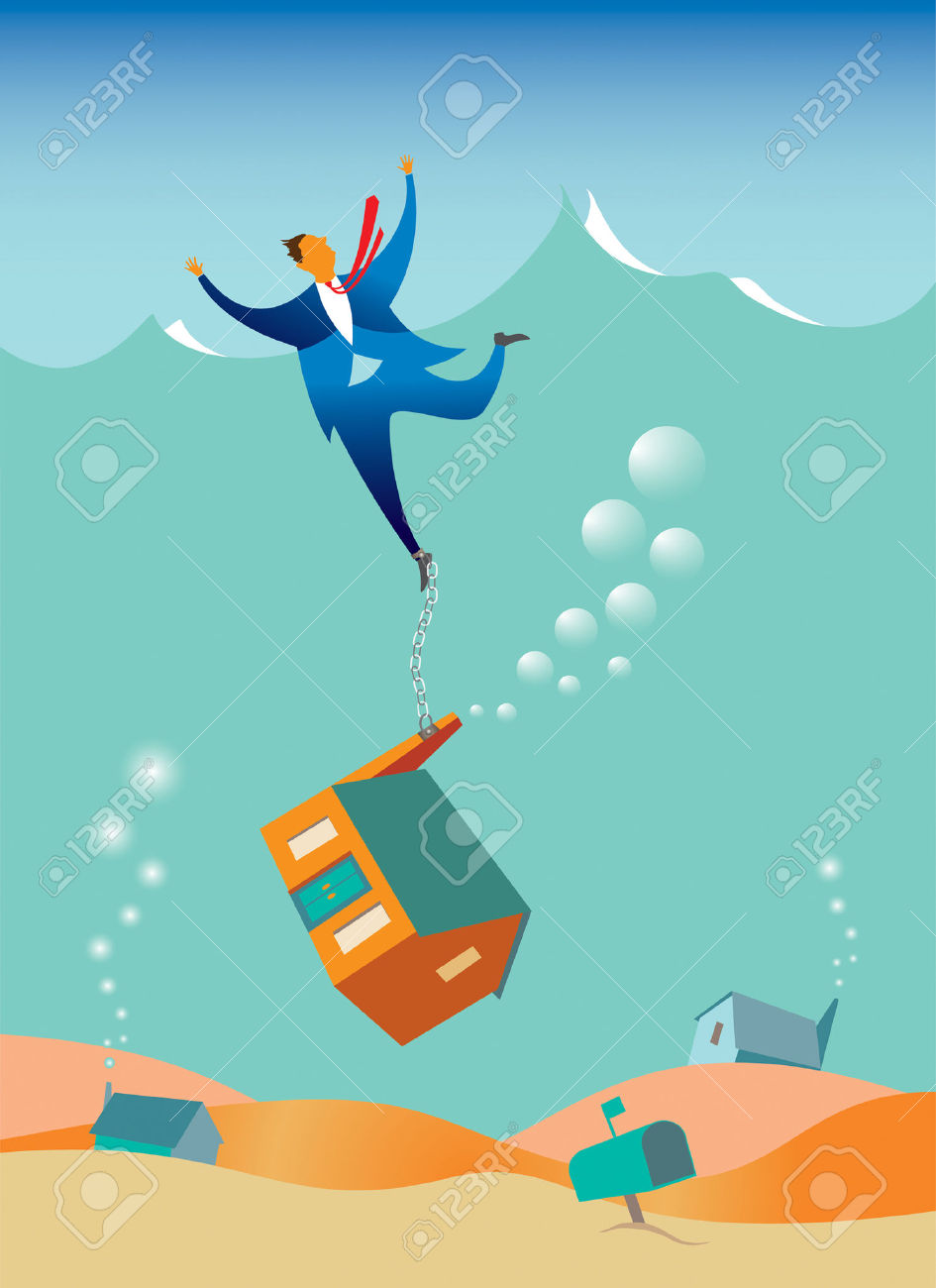Man Clipart Being Dragged.