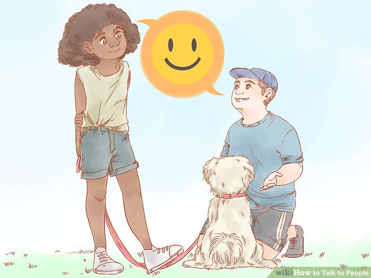 How to Talk to People (with Pictures).