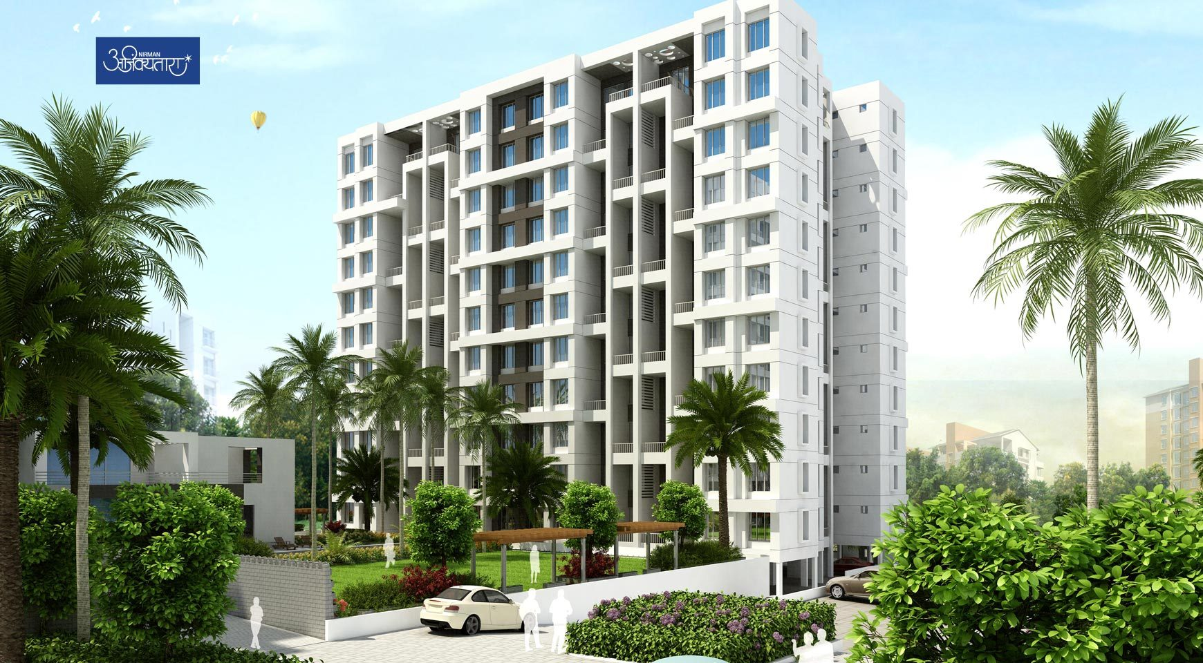 1 BHK, 2 BHK, 3 BHK Flats For Sale in Sinhagad Road Pune.