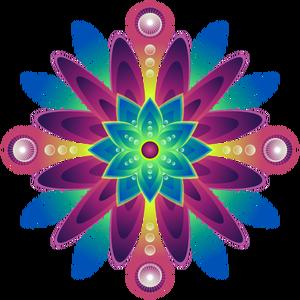 6580 free geometric design clip art.