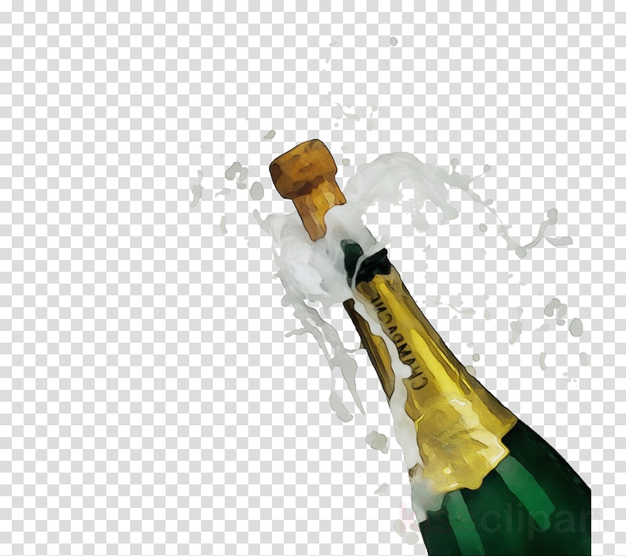 Champagne clipart.