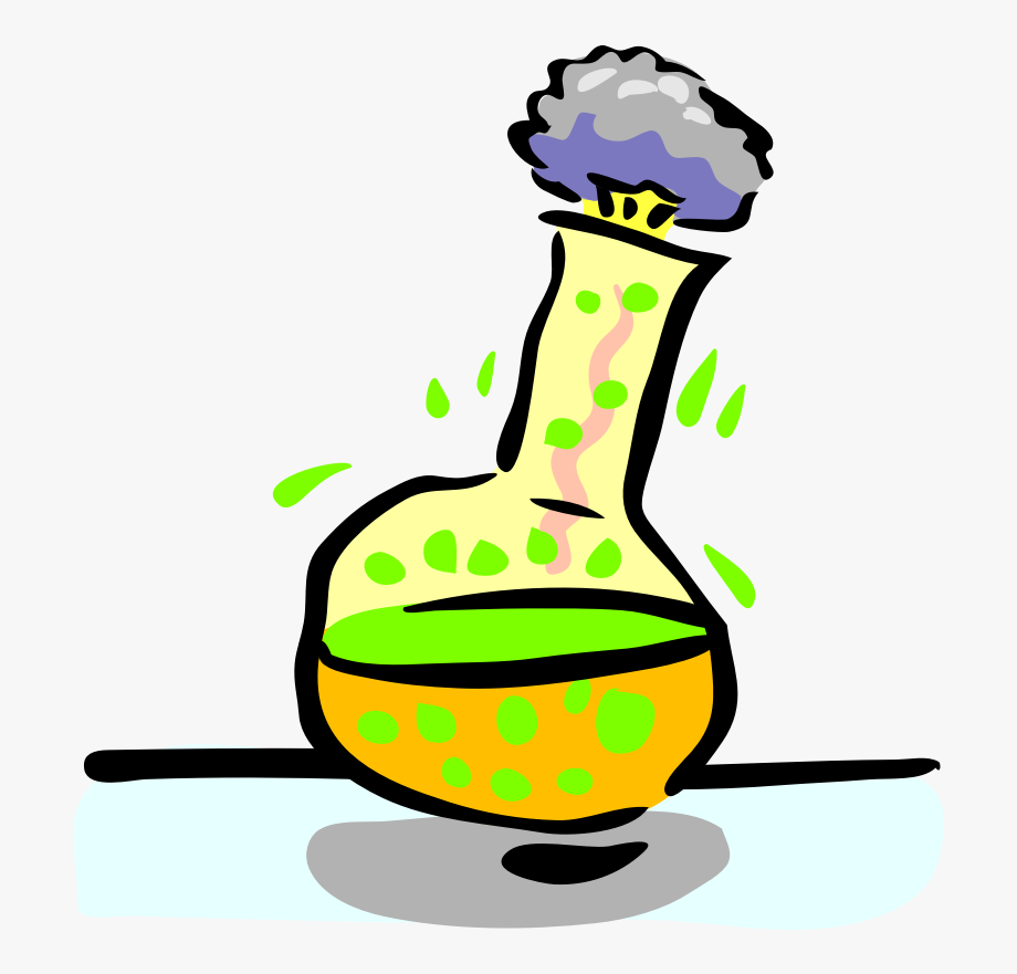 Clipart Of Subject, Scientific And Synthesis.