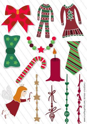 Denise\'s Scrap and Craft: DC Clipart 08.